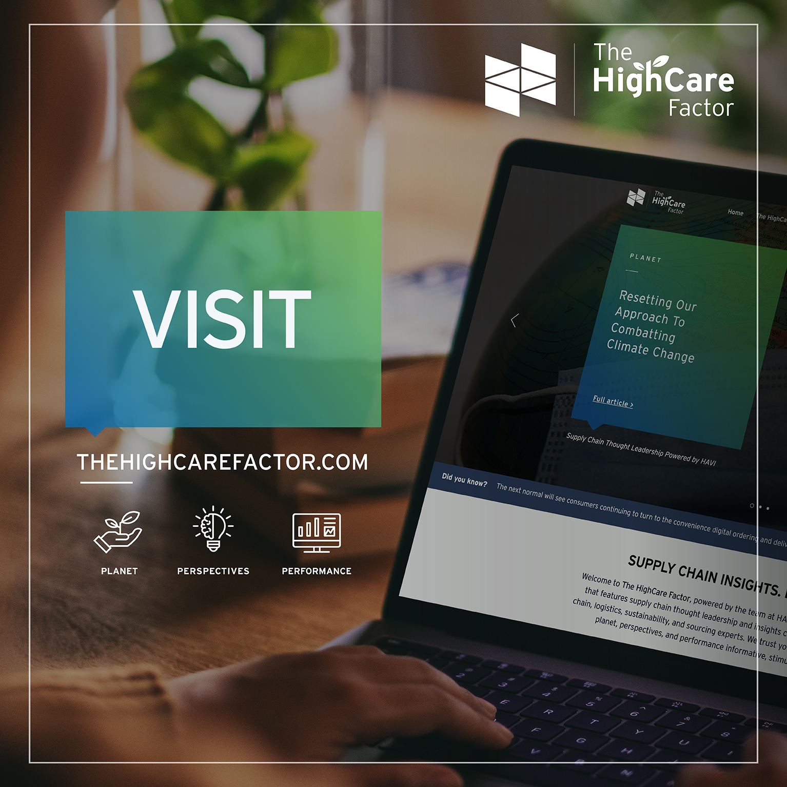 VISIT THE HIGHCARE FACTOR