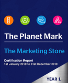 Planet Mark Award to TMS