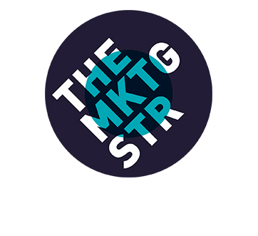 The Marketing Store logo, 2017
