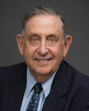 Ted Perlman portrait photo